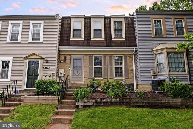 6463 Fenestra Court 50C, BURKE, VA 22015 (#VAFX1199828) :: Sunrise Home Sales Team of Mackintosh Inc Realtors