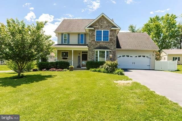 48 Monument Lane, BUNKER HILL, WV 25413 (#WVBE185886) :: Jacobs & Co. Real Estate