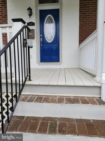 707 Melville Avenue, BALTIMORE, MD 21218 (#MDBA550310) :: Corner House Realty