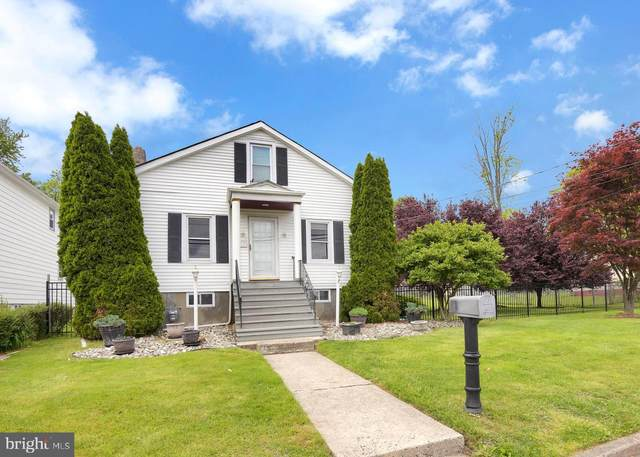 1617 6TH Street, EWING, NJ 08638 (MLS #NJME312248) :: Kiliszek Real Estate Experts