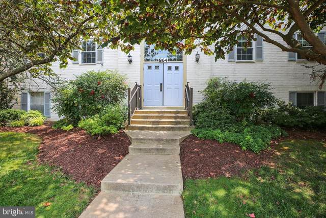 864 College Parkway #101, ROCKVILLE, MD 20850 (#MDMC757656) :: Corner House Realty