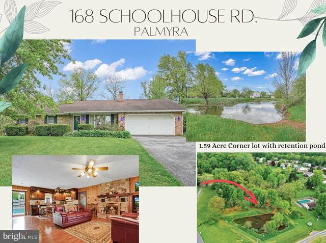 168 Schoolhouse Road, PALMYRA, PA 17078 (#PALN119208) :: The Heather Neidlinger Team With Berkshire Hathaway HomeServices Homesale Realty