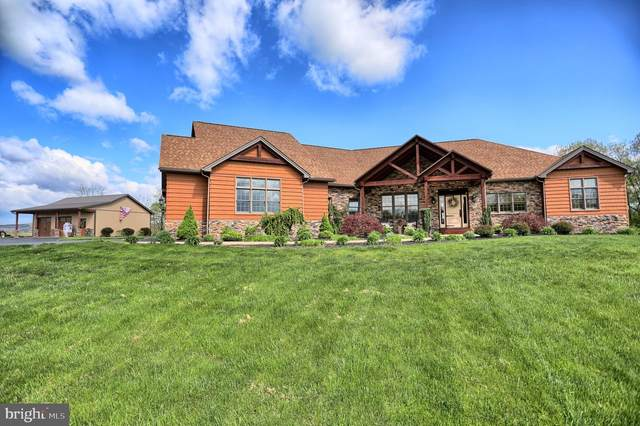 290 Guyer Rd, THOMPSONTOWN, PA 17094 (#PAJT101052) :: The Joy Daniels Real Estate Group