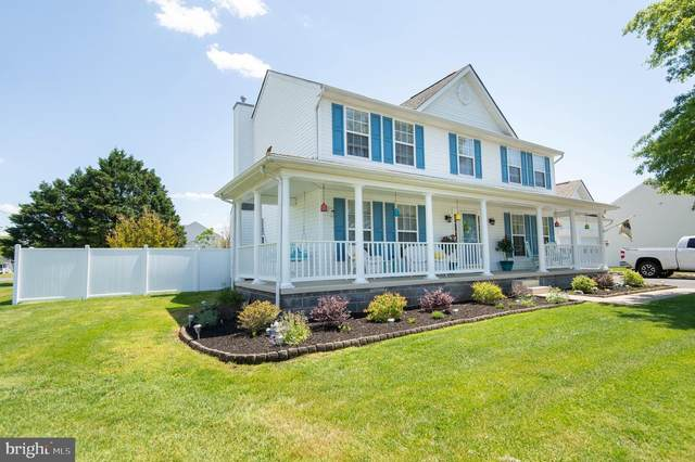 101 Woodsedge Drive, HURLOCK, MD 21643 (#MDDO127380) :: McClain-Williamson Realty, LLC.