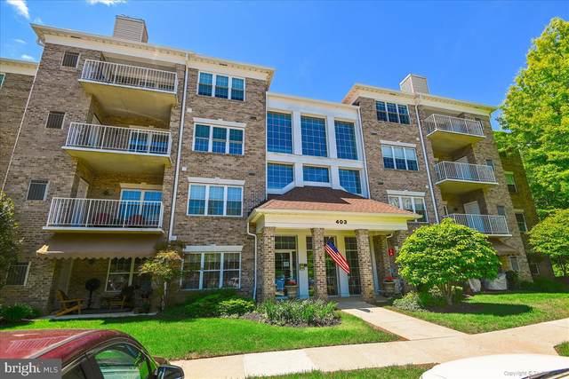 403 Plumbridge Court #203, LUTHERVILLE TIMONIUM, MD 21093 (#MDBC528632) :: Jacobs & Co. Real Estate