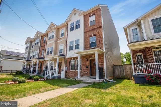 5303 D Street SE, WASHINGTON, DC 20019 (#DCDC521178) :: Nesbitt Realty