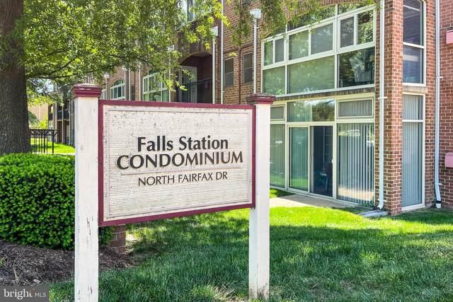 6916 Fairfax Drive #100, ARLINGTON, VA 22213 (#VAAR181314) :: Nesbitt Realty