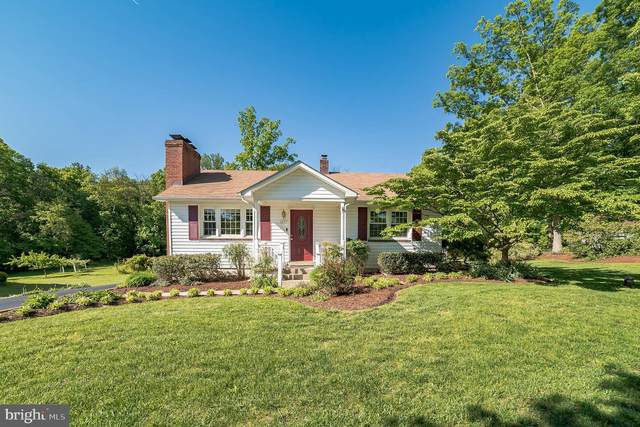 12351 Scaggsville Road, FULTON, MD 20759 (#MDHW294534) :: Century 21 Dale Realty Co