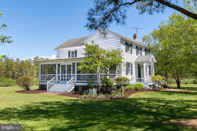 1604 Town Point Road, CAMBRIDGE, MD 21613 (#MDDO127388) :: Dart Homes