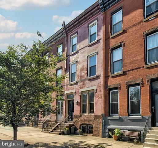 3022 W Girard Avenue, PHILADELPHIA, PA 19130 (#PAPH1016662) :: The Mike Coleman Team