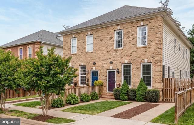 12 E Reed Avenue, ALEXANDRIA, VA 22305 (#VAAX259694) :: Dart Homes