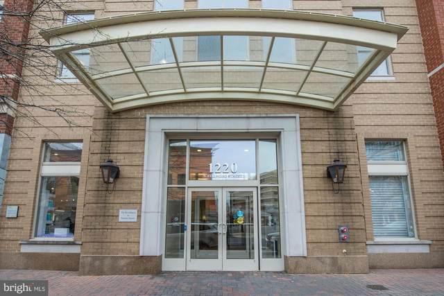 1220 N Fillmore Street #506, ARLINGTON, VA 22201 (#VAAR181368) :: Bruce & Tanya and Associates