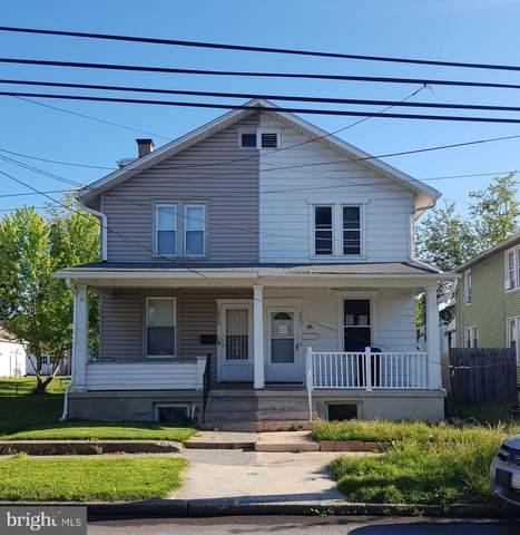 2844 Banks Street, HARRISBURG, PA 17103 (#PADA133254) :: ExecuHome Realty