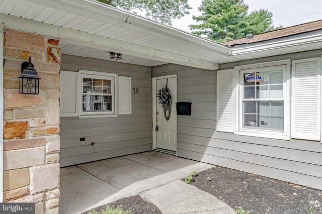 78 Hinsdale Lane, WILLINGBORO, NJ 08046 (#NJBL397662) :: Shamrock Realty Group, Inc