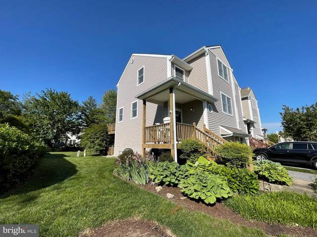 201 Schooner Way #49, CHESTER, MD 21619 (#MDQA147726) :: Corner House Realty