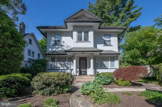 18 Iona Avenue, NARBERTH, PA 19072 (#PAMC693112) :: Ram Bala Associates   Keller Williams Realty