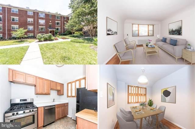 1224 N Meade Street #19, ARLINGTON, VA 22209 (#VAAR181426) :: Corner House Realty