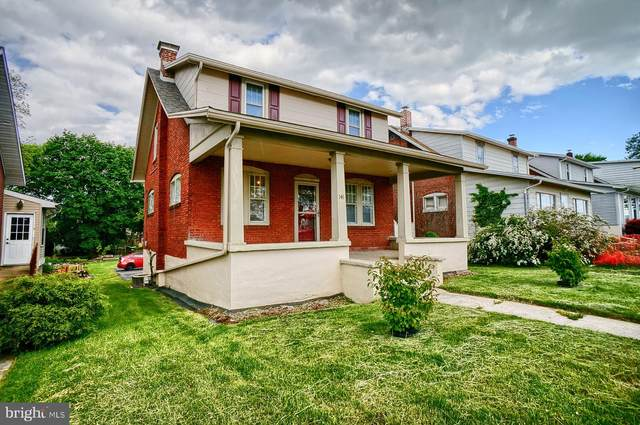 141 S 32ND Street, CAMP HILL, PA 17011 (#PACB134864) :: The Jim Powers Team