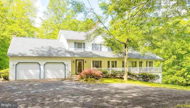 550 Queen Anne Drive, FREDERICKSBURG, VA 22406 (MLS #VAST232400) :: PORTERPLUS REALTY