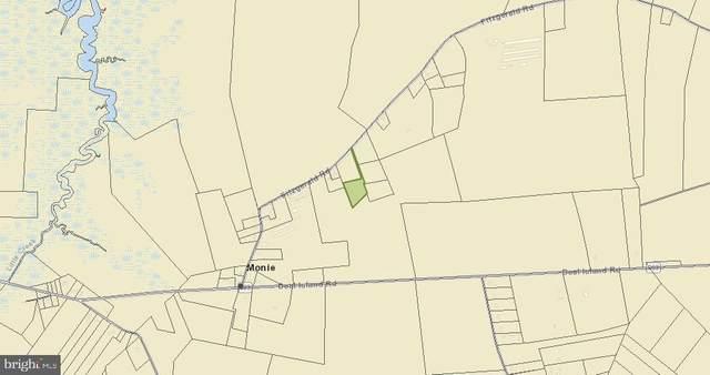0 Fitzgerald Road, PRINCESS ANNE, MD 21853 (#MDSO104844) :: Erik Hoferer & Associates