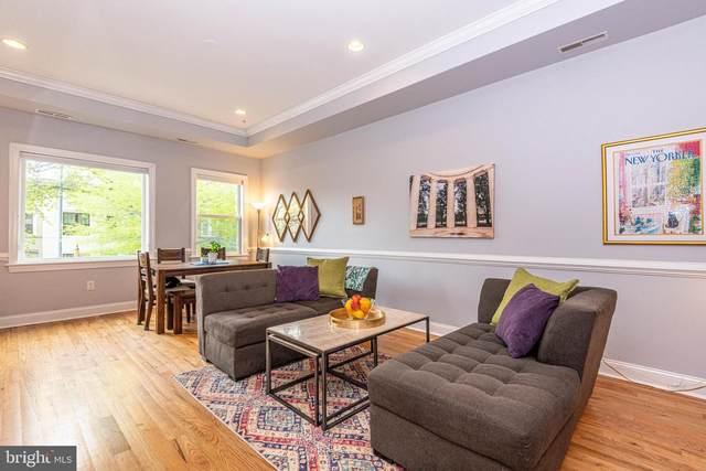 88 P Street NW #2, WASHINGTON, DC 20001 (#DCDC521888) :: Sunrise Home Sales Team of Mackintosh Inc Realtors