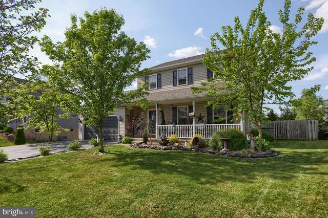 5 Lambs Lane, JONESTOWN, PA 17038 (#PALN119284) :: The Craig Hartranft Team, Berkshire Hathaway Homesale Realty