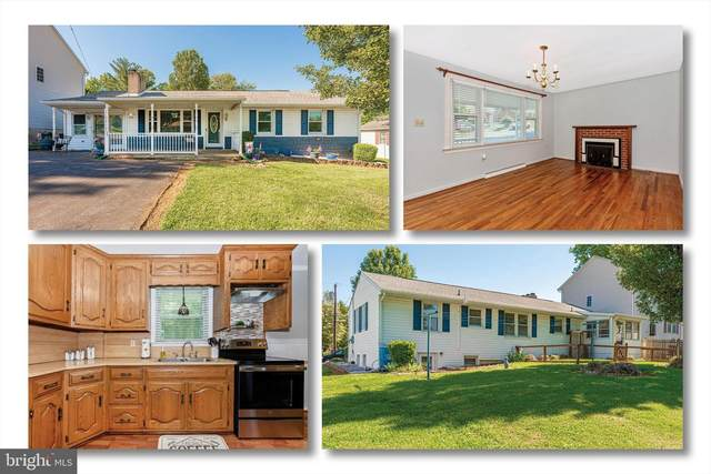 204 E H Street, BRUNSWICK, MD 21716 (#MDFR282590) :: The Riffle Group of Keller Williams Select Realtors