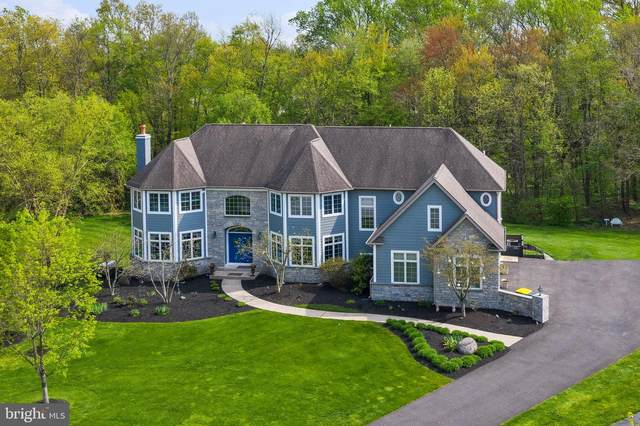 1490 Granary Road, BLUE BELL, PA 19422 (#PAMC693450) :: The Schiff Home Team