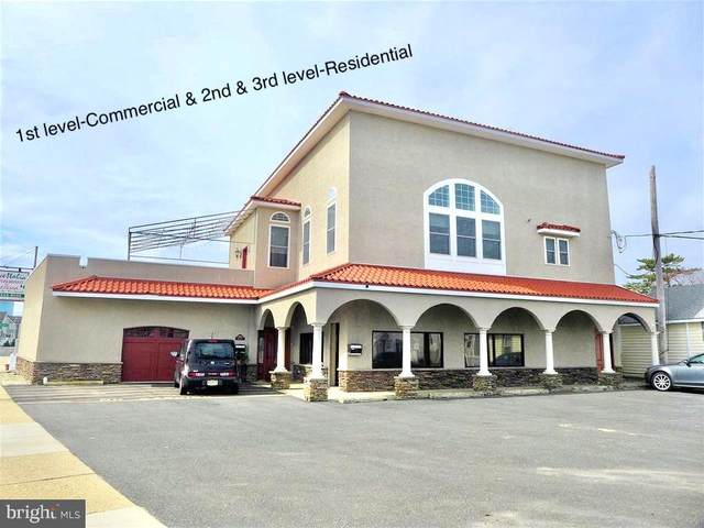 200 New Jersey Ave. New Jersey Avenue, NORTH WILDWOOD, NJ 08260 (#NJCM105022) :: Rowack Real Estate Team