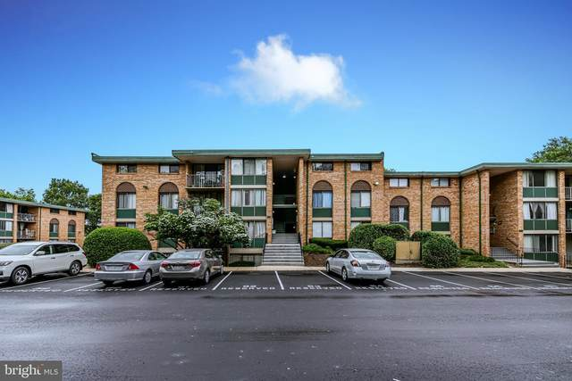 523 N Armistead Street T2, ALEXANDRIA, VA 22312 (#VAAX259876) :: Sunrise Home Sales Team of Mackintosh Inc Realtors