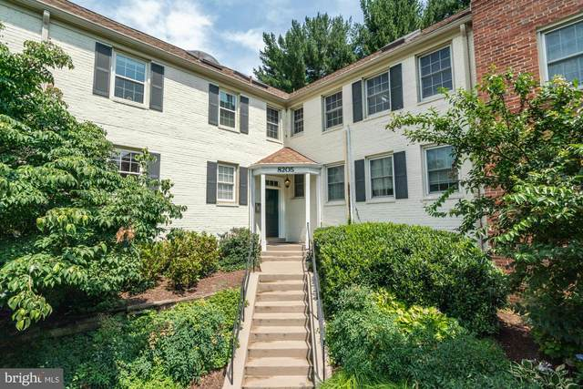 8205 Grubb Road G-202, SILVER SPRING, MD 20910 (#MDMC758798) :: Peter Knapp Realty Group