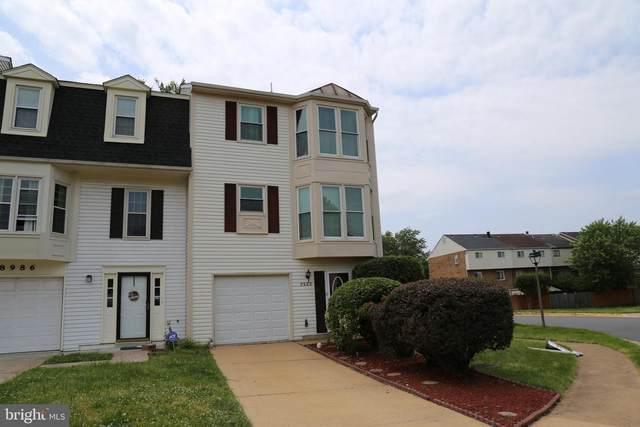 8988 Cannon Ridge Drive, MANASSAS, VA 20110 (#VAMN141950) :: Debbie Dogrul Associates - Long and Foster Real Estate