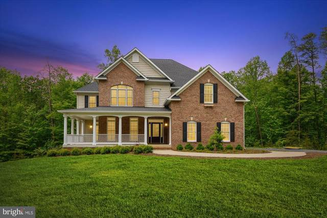 6543 Fireside Place, MARSHALL, VA 20115 (#VAFQ170610) :: A Magnolia Home Team