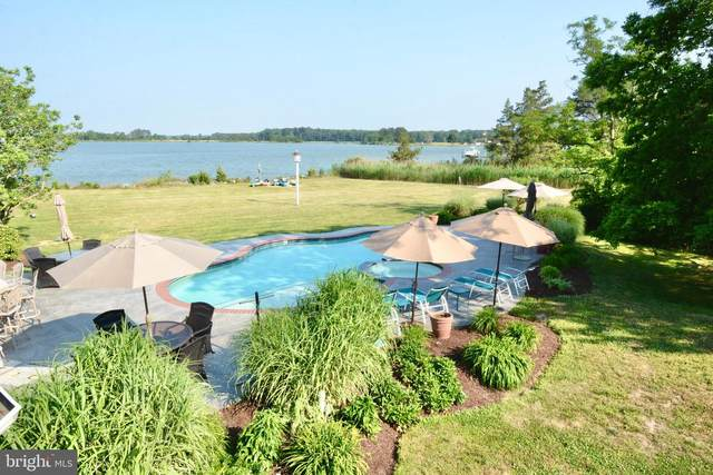 1669 Town Point Road, CAMBRIDGE, MD 21613 (#MDDO127432) :: At The Beach Real Estate