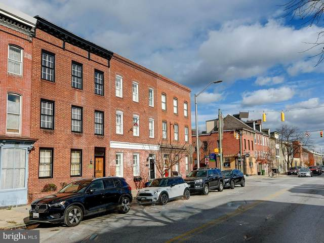 1826 Aliceanna Street, BALTIMORE, MD 21231 (#MDBA551336) :: Bowers Realty Group