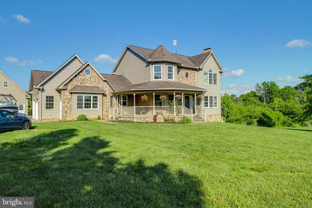 4117 Back Woods Road, MANCHESTER, MD 21102 (#MDCR204620) :: AJ Team Realty