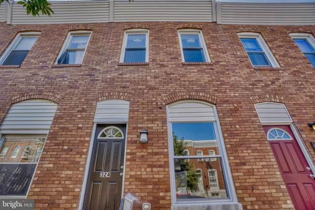 324 S Newkirk Street, BALTIMORE, MD 21224 (#MDBA551378) :: Integrity Home Team