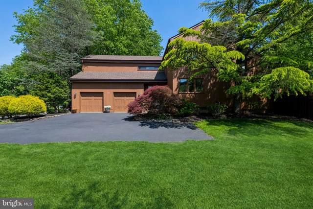 10 Indian Run Road, PRINCETON JUNCTION, NJ 08550 (#NJME312618) :: Rowack Real Estate Team
