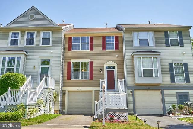 46764 Hobblebush Terrace, STERLING, VA 20164 (#VALO438870) :: Sunrise Home Sales Team of Mackintosh Inc Realtors
