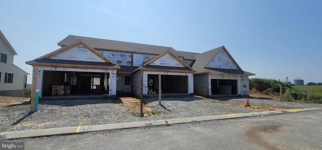 106 Rowley Court #40, LANCASTER, PA 17603 (#PALA182380) :: TeamPete Realty Services, Inc