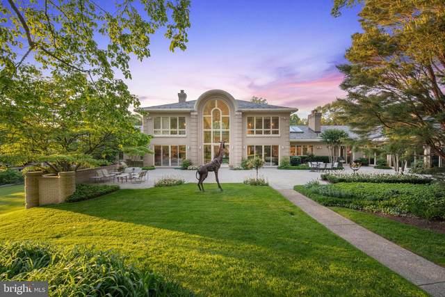 5420 Goldsboro Road, BETHESDA, MD 20817 (#MDMC759360) :: Corner House Realty