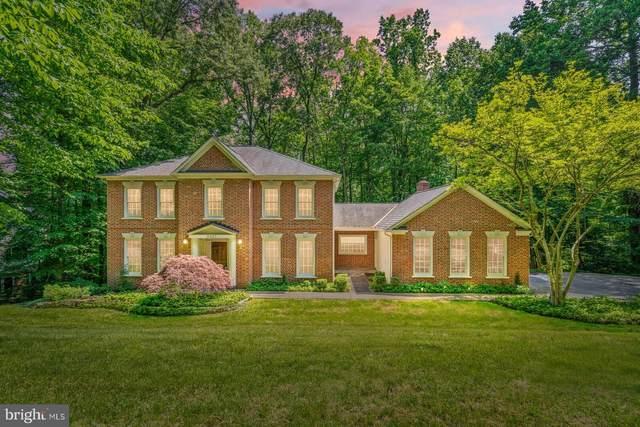 2497 Tree House Drive, WOODBRIDGE, VA 22192 (#VAPW523214) :: AJ Team Realty