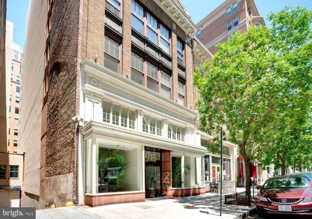 915 E Street NW #908, WASHINGTON, DC 20004 (#DCDC522708) :: Bruce & Tanya and Associates