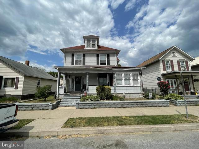110 W Chestnut Street, MOUNT UNION, PA 17066 (#PAHU101974) :: Realty ONE Group Unlimited
