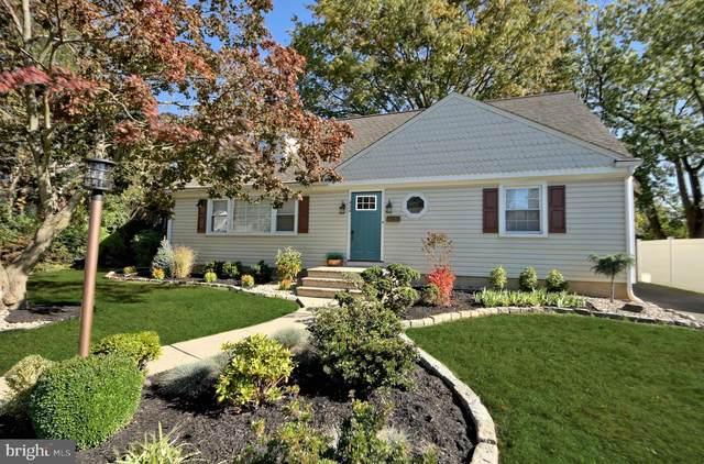 424 Greenway, EWING, NJ 08618 (#NJME312814) :: Jason Freeby Group at Keller Williams Real Estate