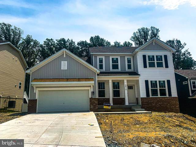 2414 Monarch Way, BEL AIR, MD 21015 (#MDHR260294) :: ExecuHome Realty