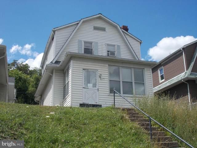 817 Manns Terrace, CUMBERLAND, MD 21502 (#MDAL137048) :: AJ Team Realty