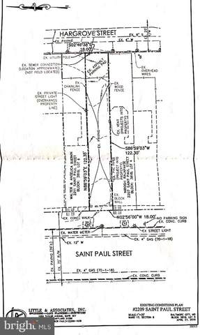 2209 Saint Paul Street, BALTIMORE, MD 21218 (#MDBA551918) :: Bruce & Tanya and Associates