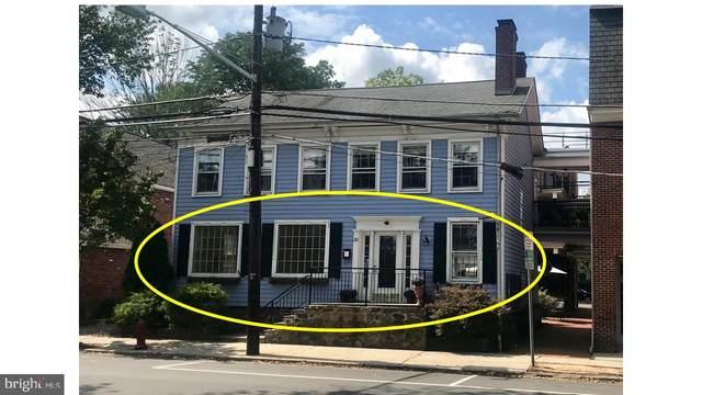 20 S Main Street 1ST FLOOR, PENNINGTON, NJ 08534 (MLS #NJME312862) :: The Dekanski Home Selling Team
