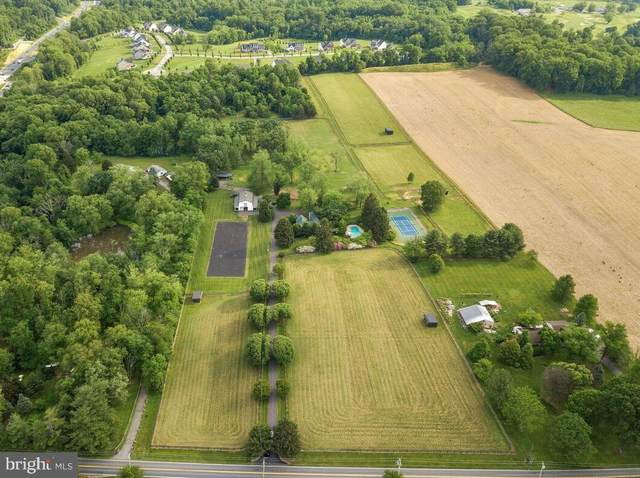 12645 Old Frederick Road, SYKESVILLE, MD 21784 (#MDHW295070) :: The Putnam Group